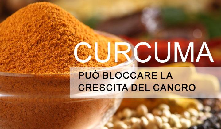 Curcuma cancro