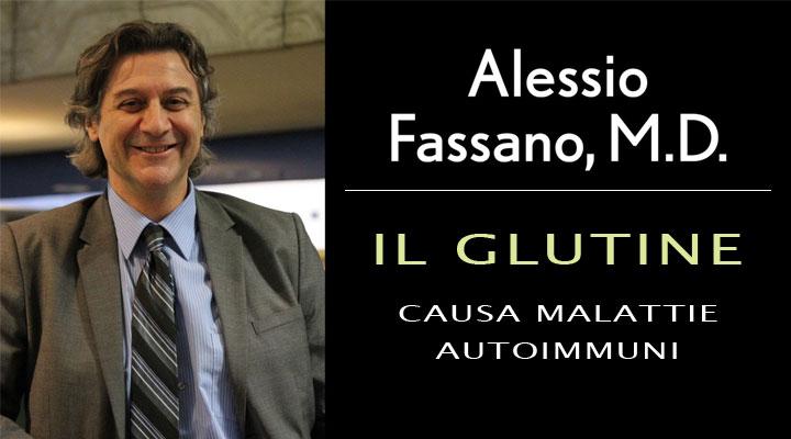 glutine causa malattie autoimmuni