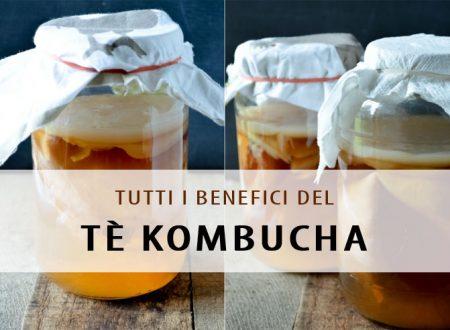Tutti i benefici del Tè Kombucha. Che cos'è e come si prepara