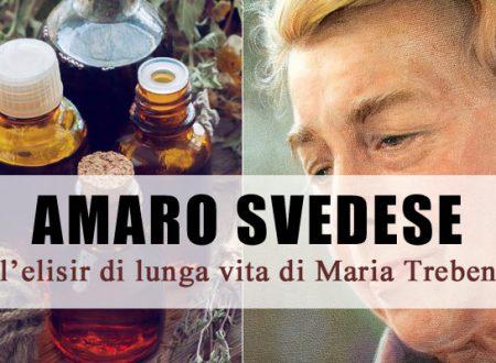 Amaro Svedese, la ricetta del benessere di Maria Treben.