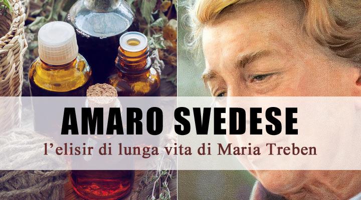 amaro svedese di maria treben